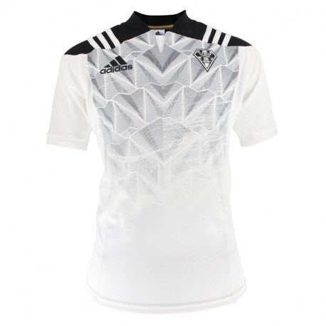 MAILLOT AUTHENTIQUE BLANC 18-19 SANS SPONS GPS