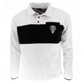 POLO HOMME ML RAYE 7396A
