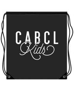 Set Bonnet/Echarpe/Gant Enfant Noir CABCL Kids + Sac