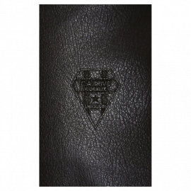 Porte Passeport Cuir Noir Homme