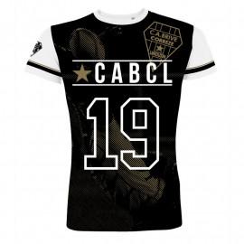 T-SHIRT HOMME MC CABCL NUMERO 19
