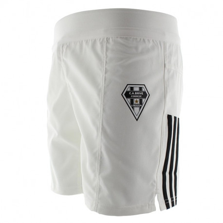 SHORT OFFICIEL SAISON 2018-2019 BLANC
