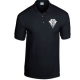 POLO ENF MC BLASON CROQ