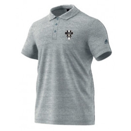 POLO ADIDAS HOMME GRIS S98750
