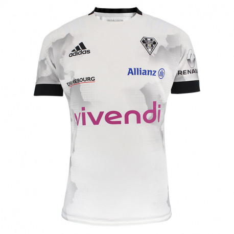 MAILLOT BLANC SPONSORS 19/20