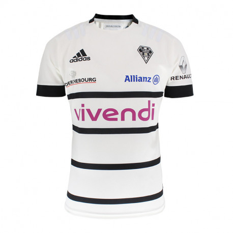 MAILLOT RAYÉ SPONSORS 19/20