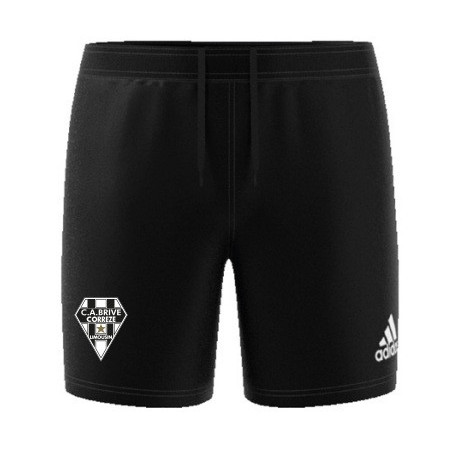 SHORT OFFICIEL NOIR