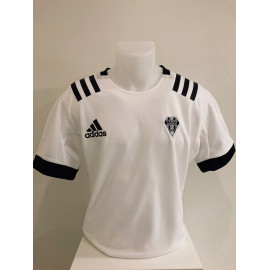 MAILLOT ENTRAINEMENT BLANC DY8505